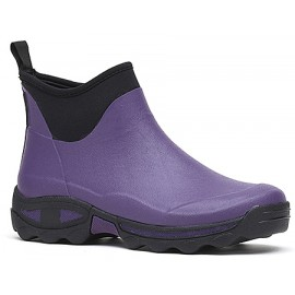 SCARPA GOMMA PURPLE/BLACK