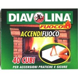ACCENDIFUOCO DIAVOLINA