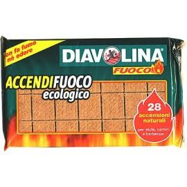 ACCENDIFUOCO ECOLOGICO DIAVOLINA